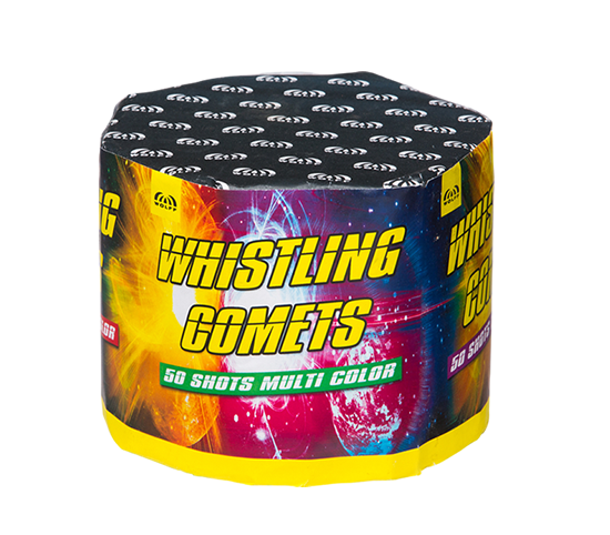 Whistling Comets