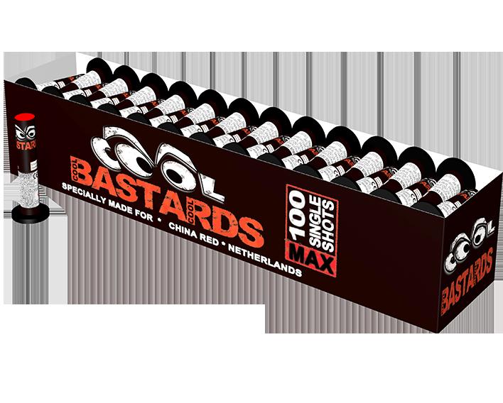 Cool Bastards  '100 stuks'