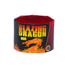 Blazing dragon
