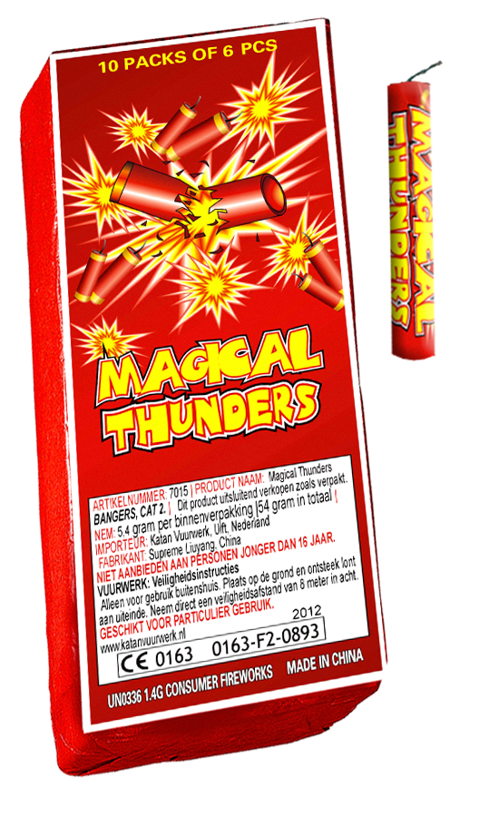 Magical Thunders
