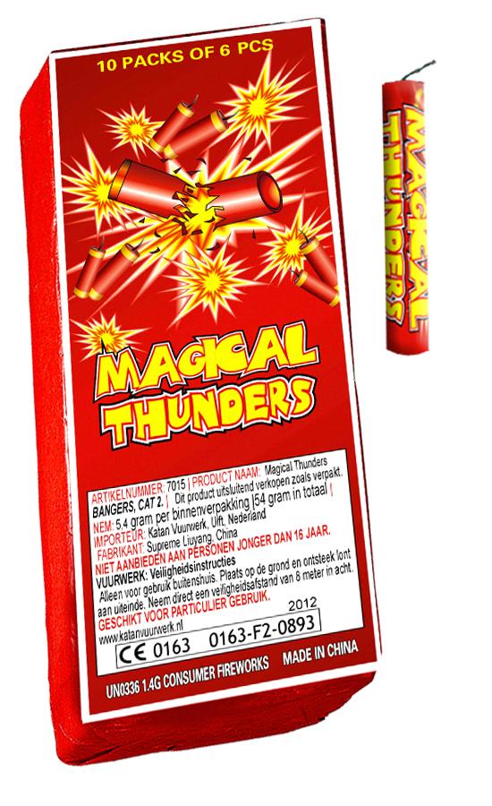 magical thunders