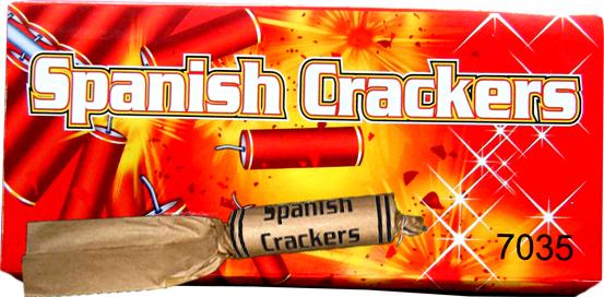 Spanisch cracker