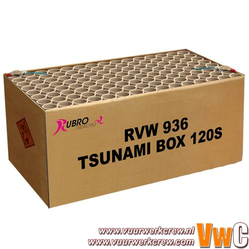 tsunami box event