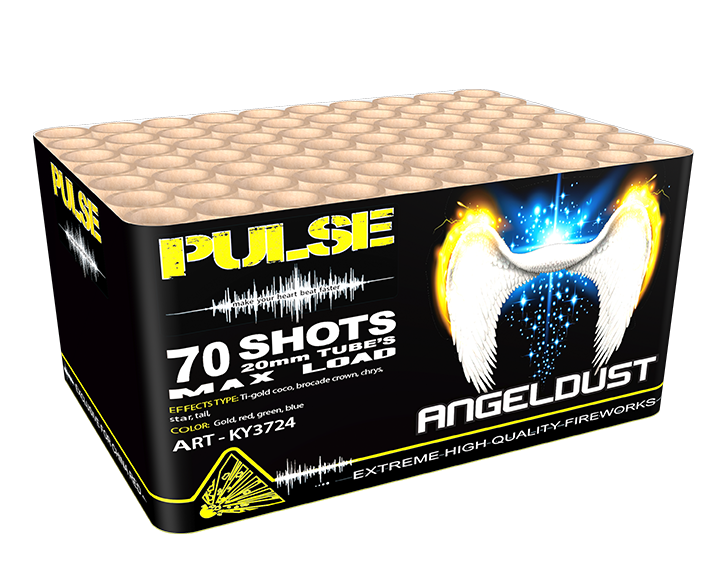 Angel Dust 70 shots