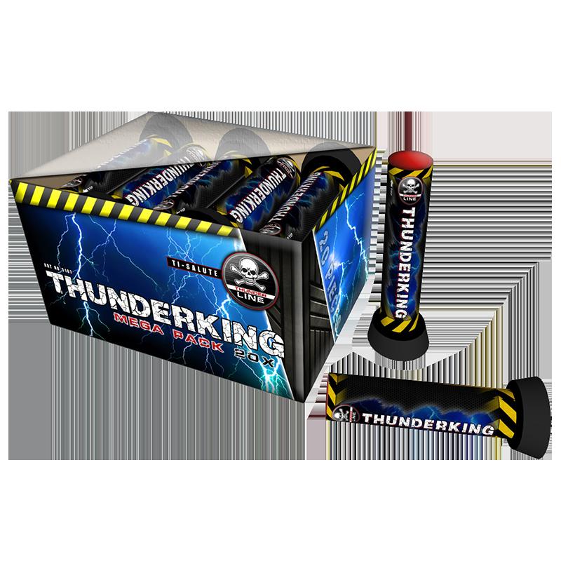 Thunderking MEGA PACK 20 stuks