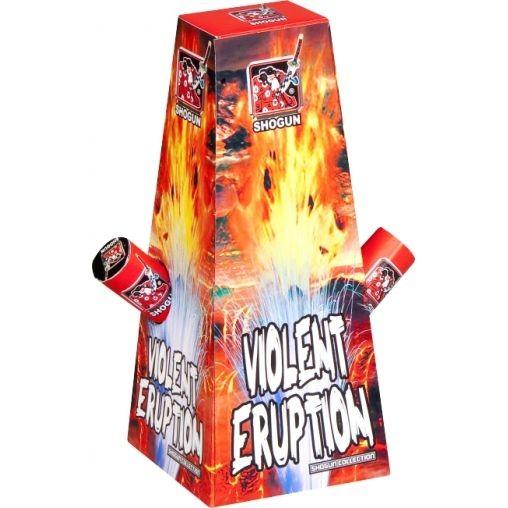 Violent Eruption