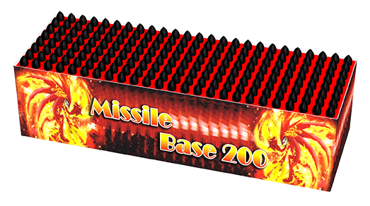 Saturn Missile Battery 200 shots