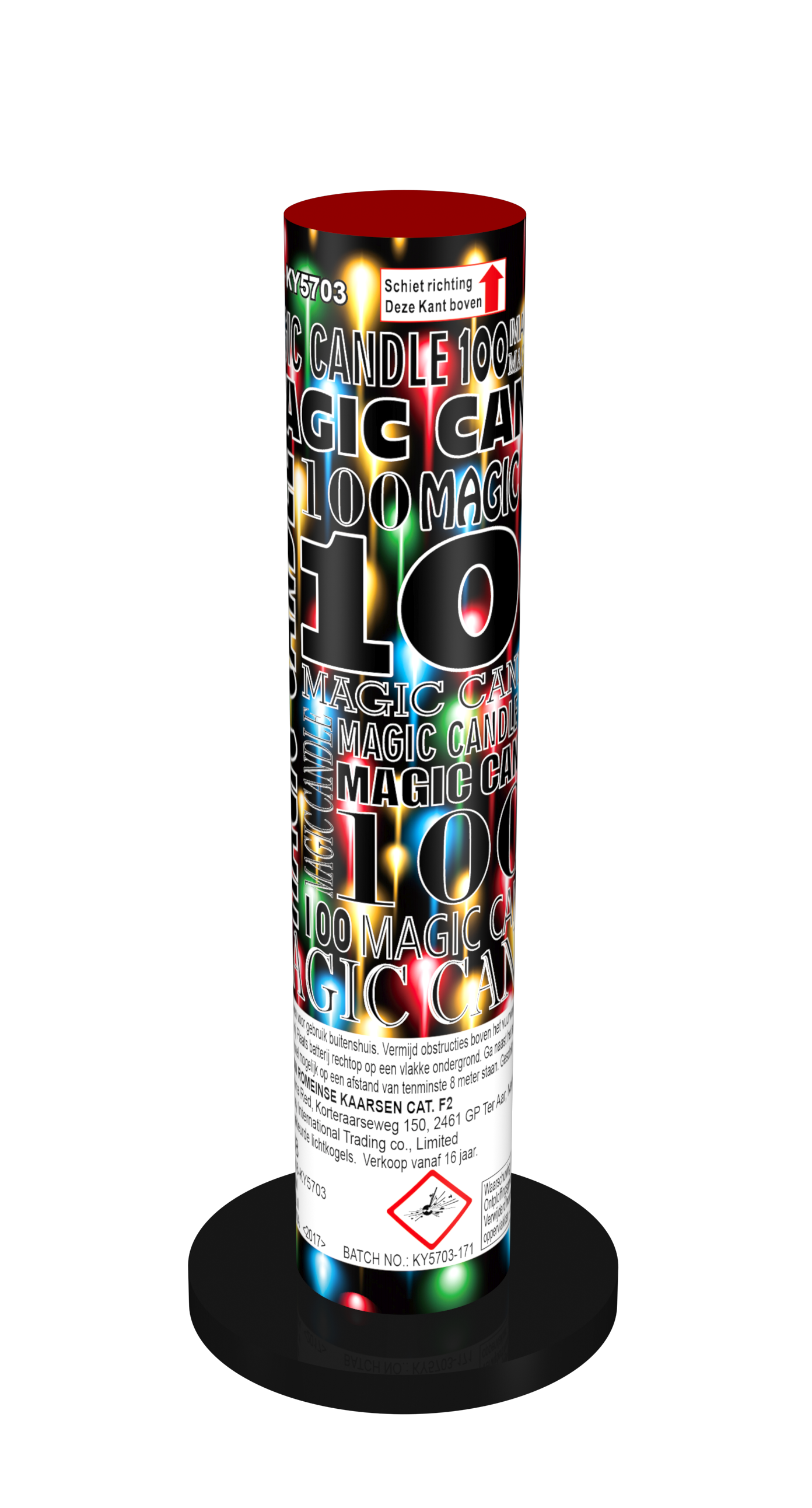 Magic Candle 100