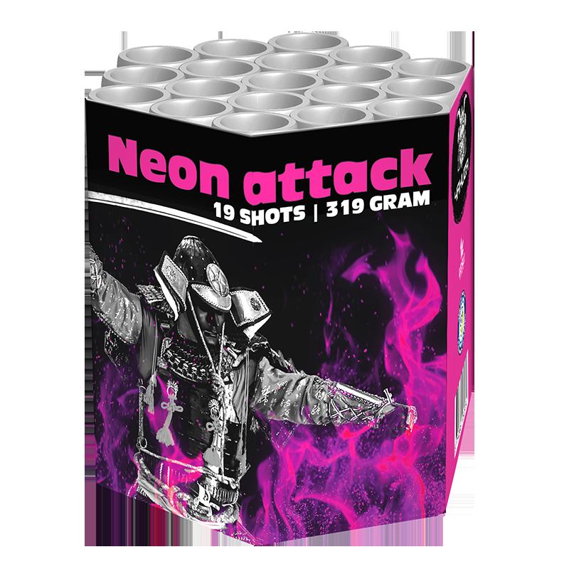 Neon Attack