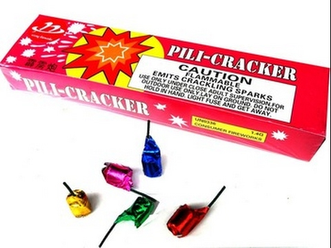 Pili cracker (100 stuks) CAT1*