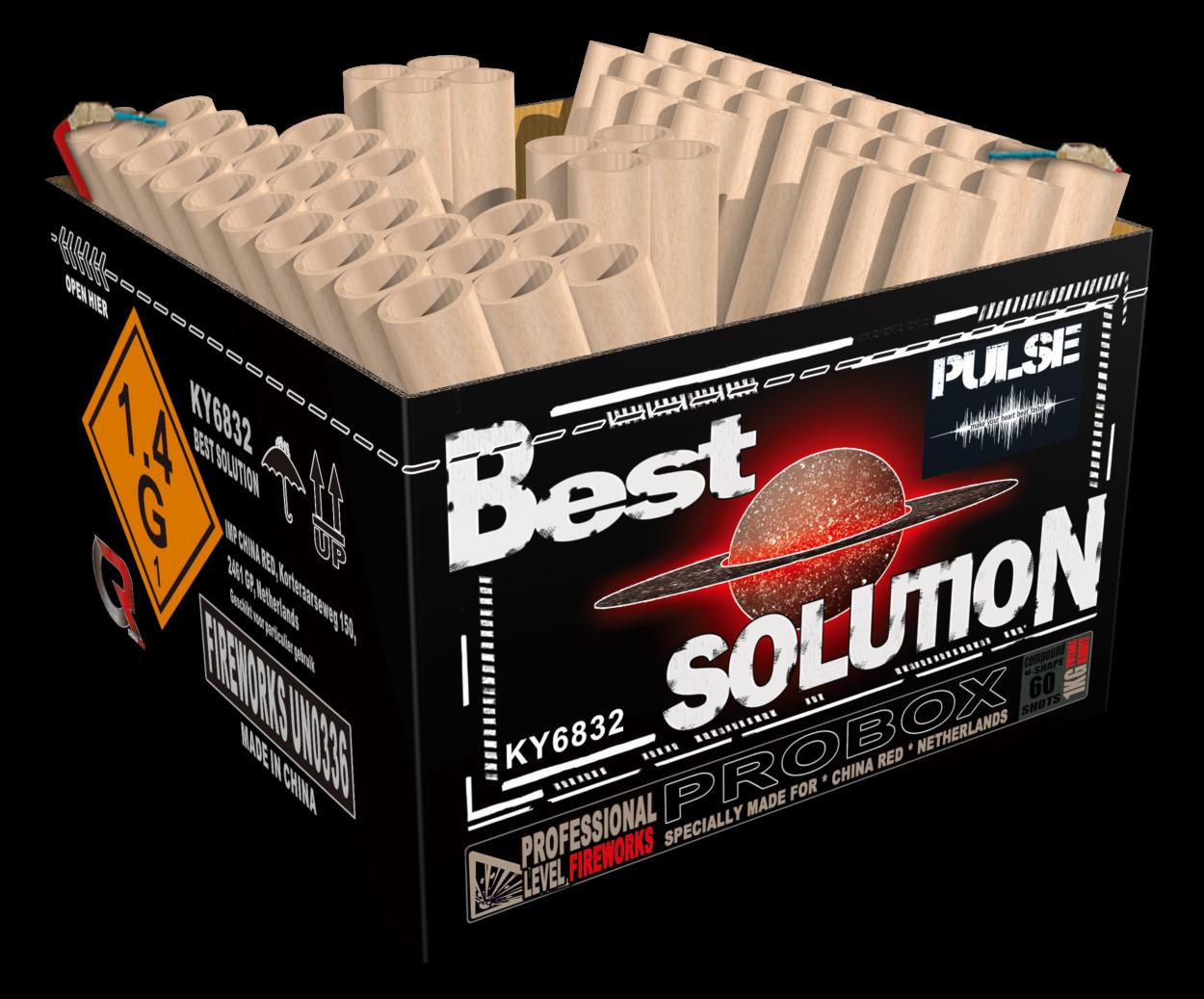 Best Solution (Compound)*