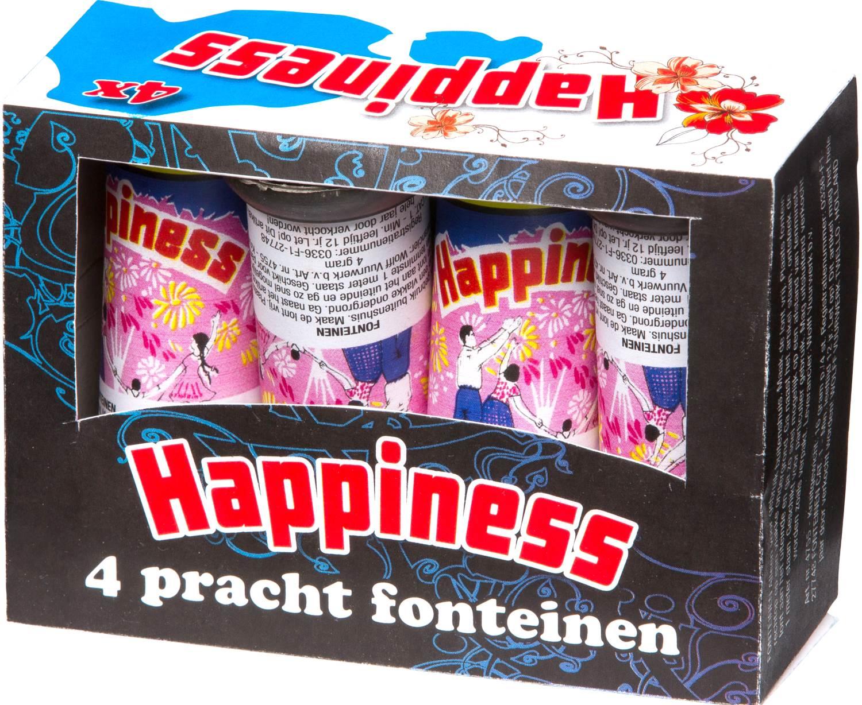 Happiness (4 stuks)*