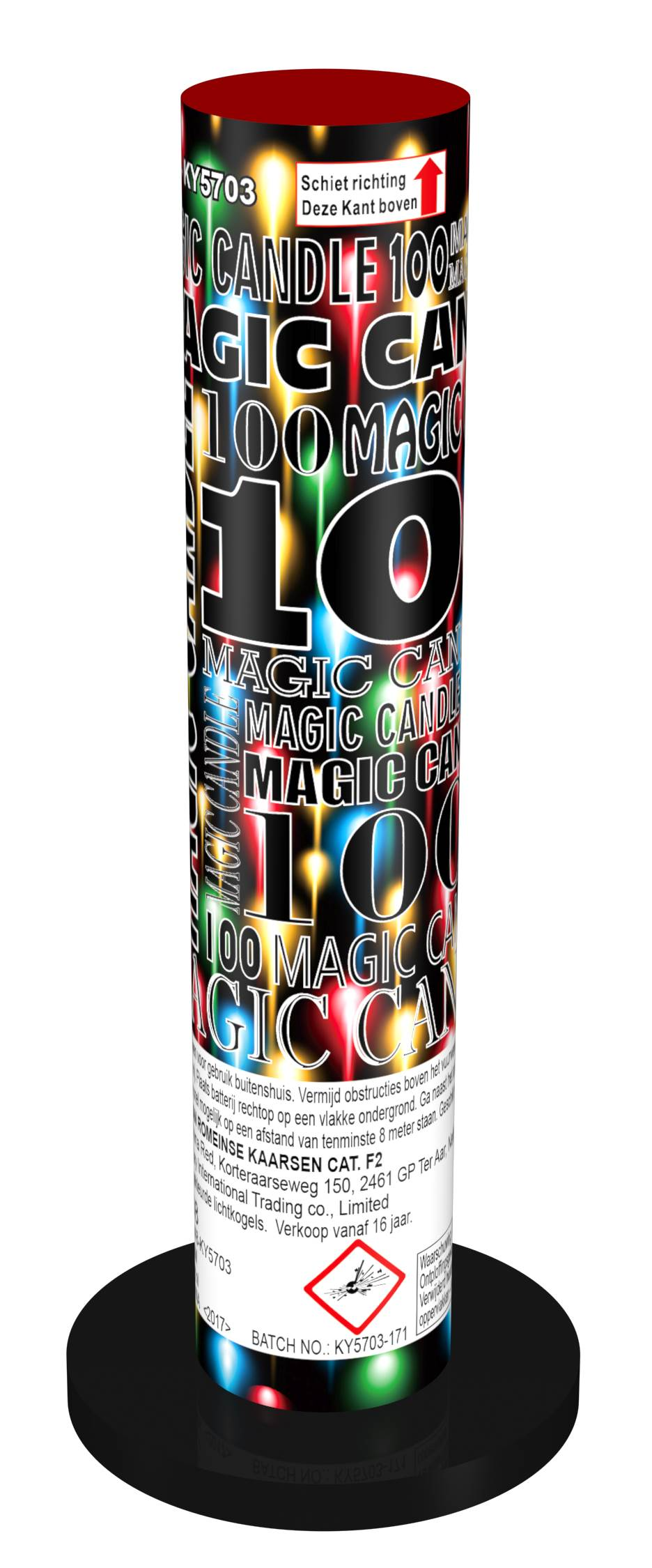 Magic Candle 100