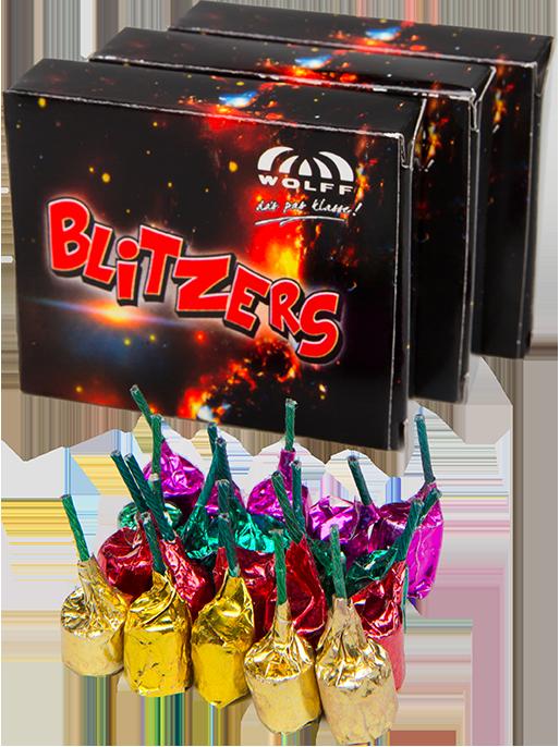 Blitzers (3x20stuks) CAT1