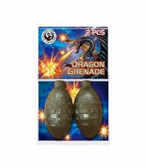 Dragon Grenade