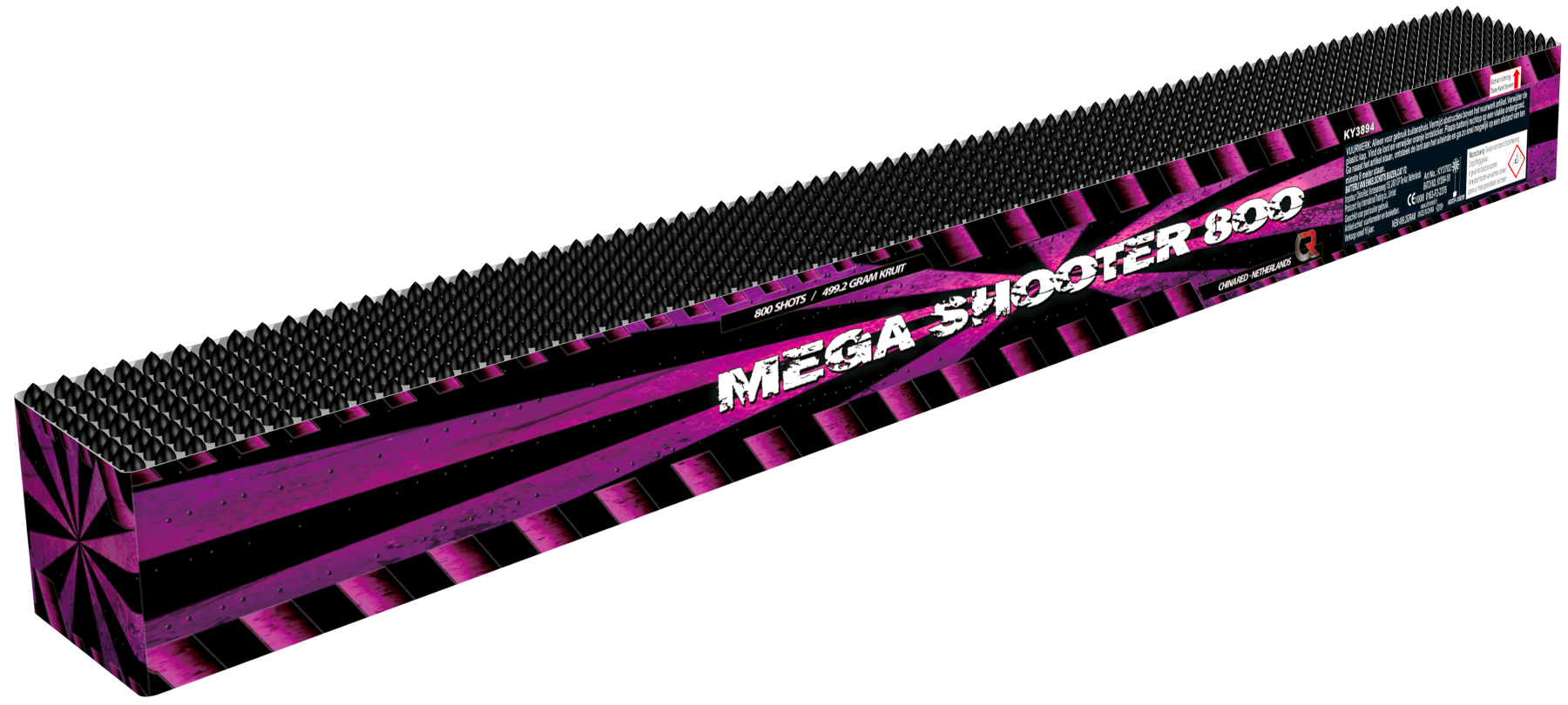 Mega Shooter 800