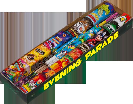 Evening Parade