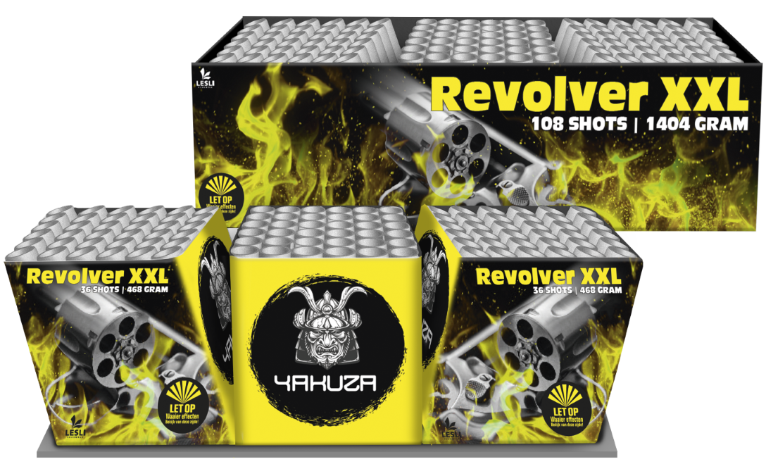 Revolver XXL (compound)*