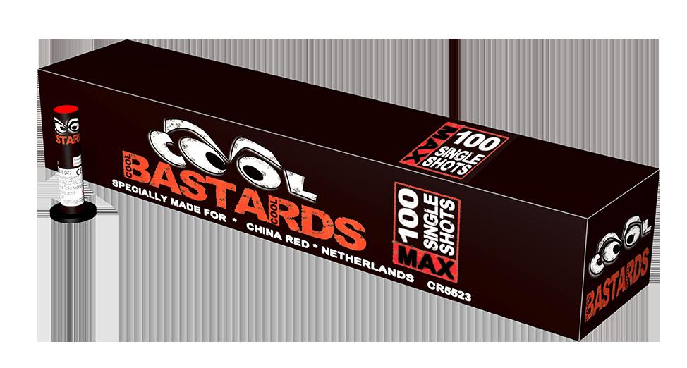 Cool Bastards (100 stuks)*