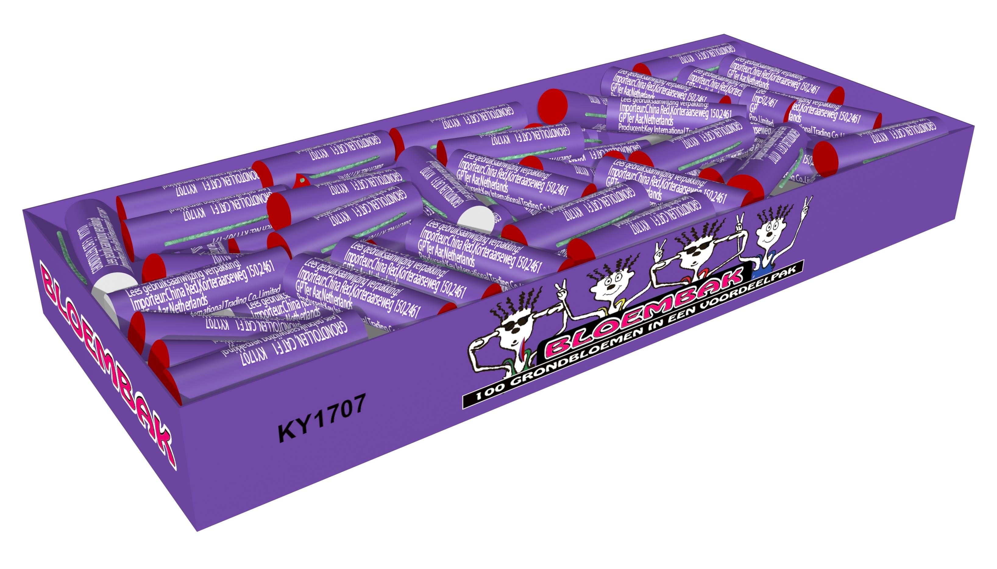 Bloembak (100 stuks) CAT1