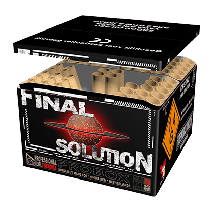 Final Solution (NIET Compound)