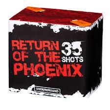 Return of the Phoenix - Scream Machine