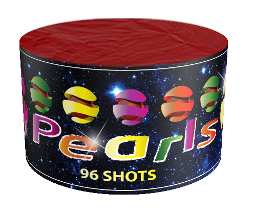 96 shot color pearl*
