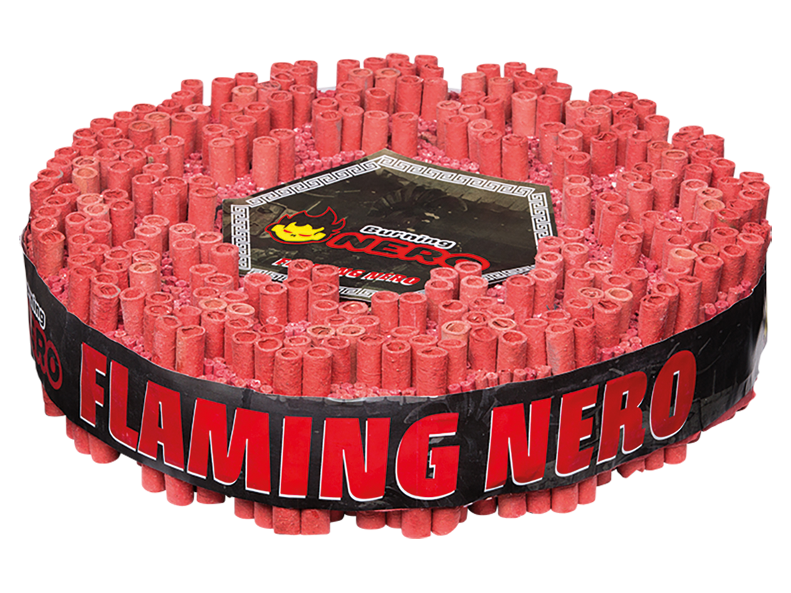 Flaming Nero 13 meter