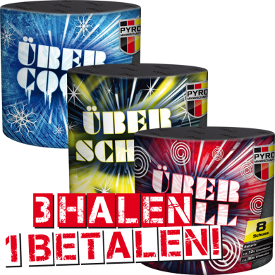 Ubercool, Uberschon, Ubertoll