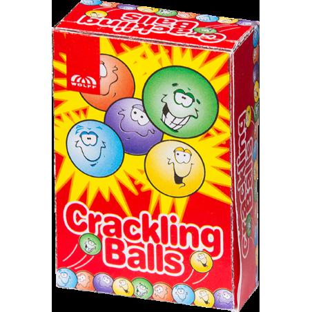 Crackling Balls**