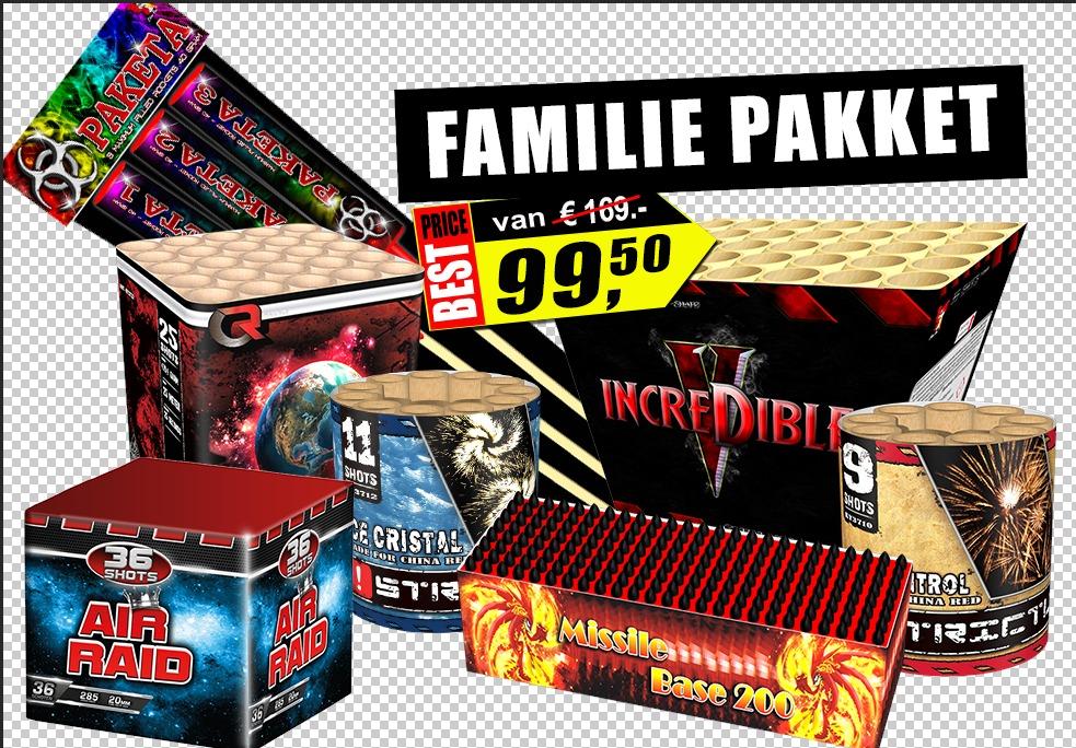 Familie Pakket