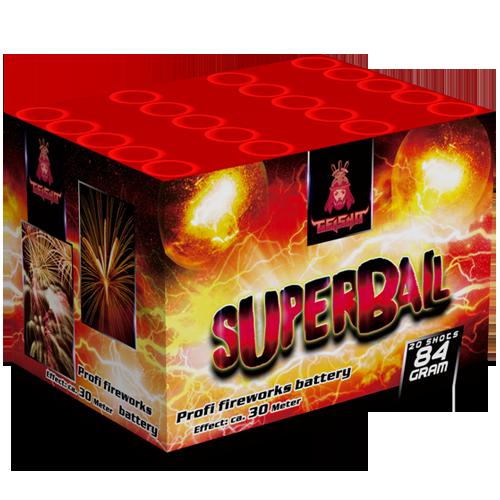 SUPERBALL ( NEW )