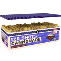 CANNONADE 120'S ( NEW )