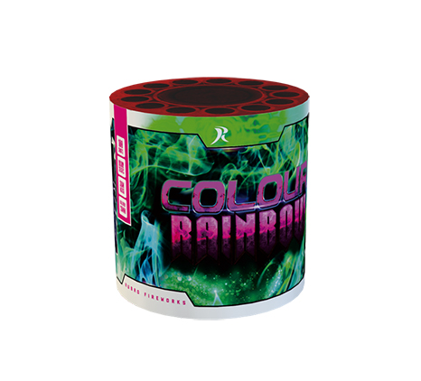 VALK RAINBOW COLOUR 13 SCHOTS  EIGEN IMPORT