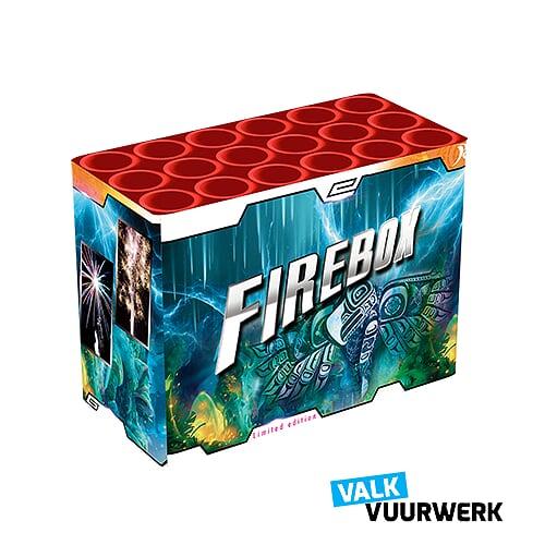 VALK FIREBOX LTD 18 NIEUW