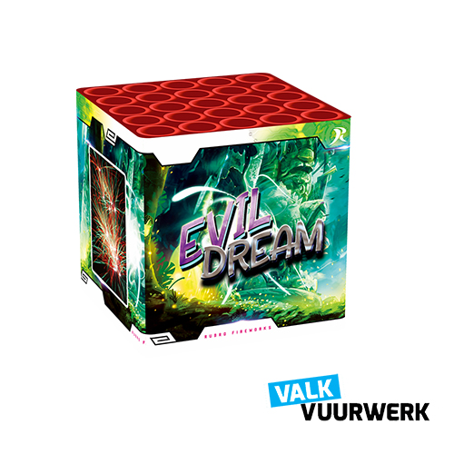 VALK EVIL DREAM 25 SCHOTS ( NEW )