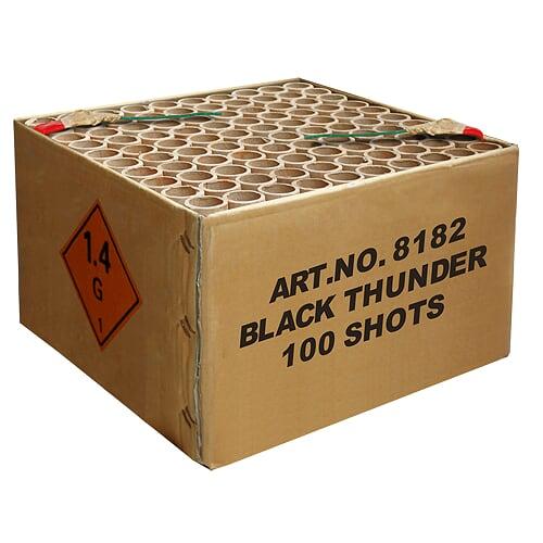 BLACK THUNDERBOX 100 SCHOTS