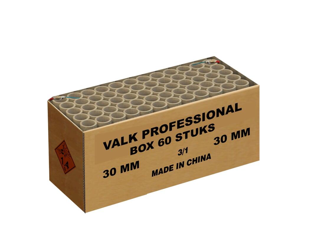 VALK PROFESSIONAL BOX 60 ( NEW )