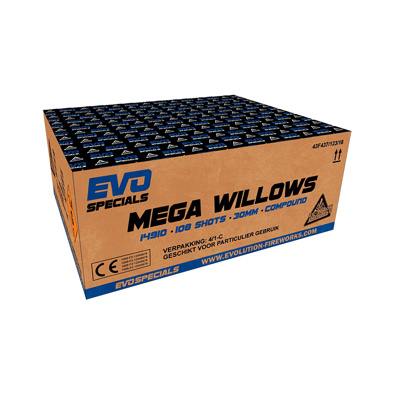 MEGA WILLOWS  ( NEW )