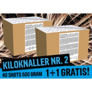 KILO KNALLER 1 + 1 GRATIS