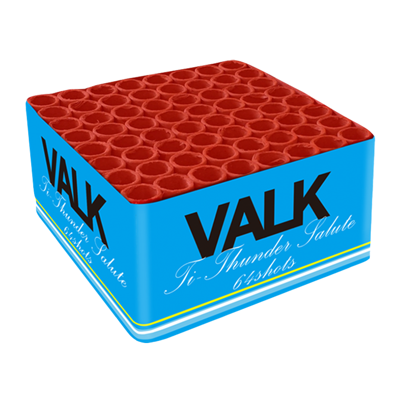 VALK TI THUNDER 64 TOPPER