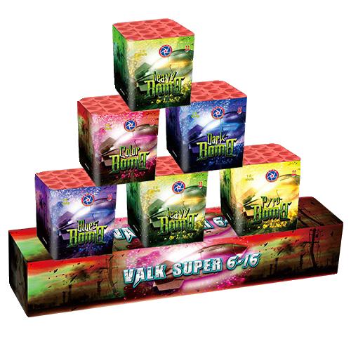 VALK SUPER 6-16