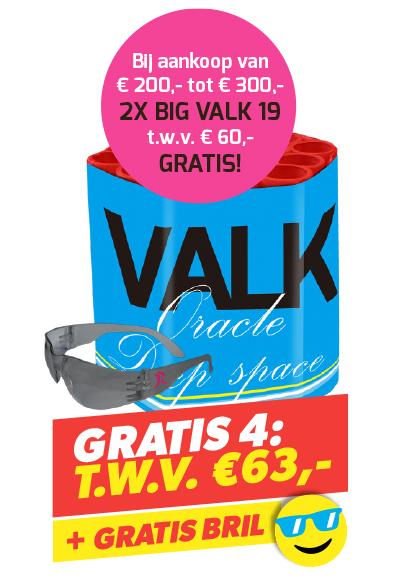BIG VALK 19 2 STUKS + BRIL