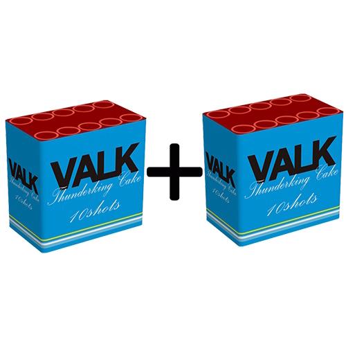 VALK THUNDERKING CAKE 2STUKS ( NIEUW )