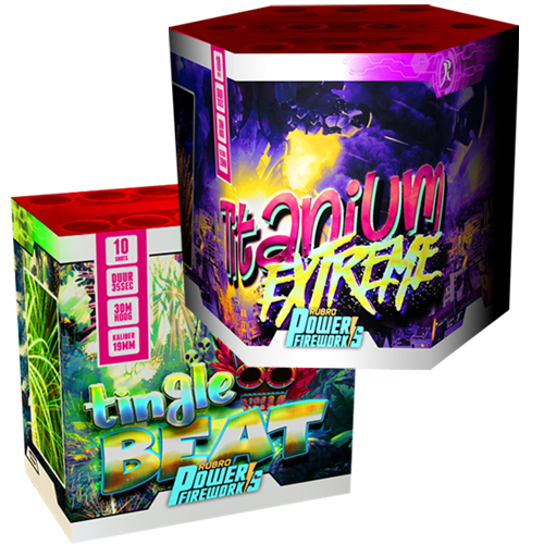 TINGLE BEAT & TITANIUM EXTREME 1+1 GRATIS