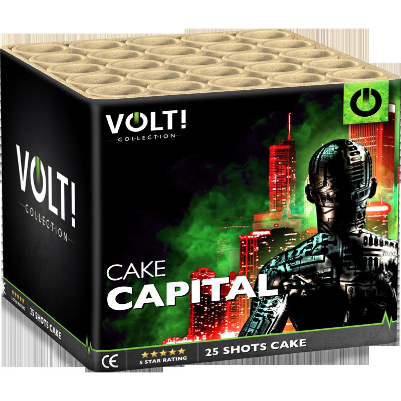 VOLT CAPITAL  (WINNAAR BESTE CAKE 2016)