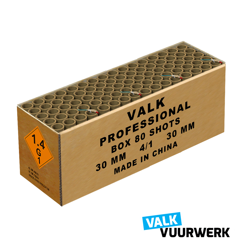 VALK PROFESSIONAL BOX 80 ( NEW )