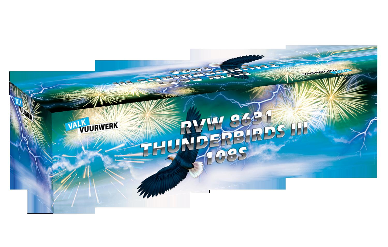 VALK SPECIAL SALUTEBOX 108 SCHOTS ( NIEUW )