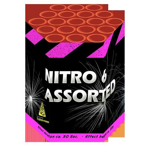 NITRO 2 19 SCHOTS NIEUW