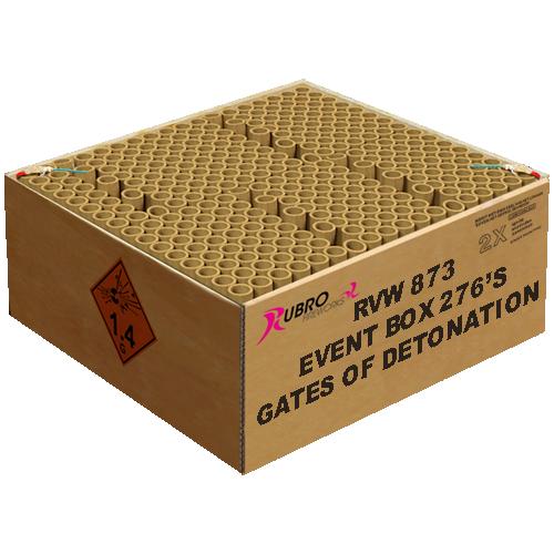 EVENT GATES OF DETONATION 276 NIEUW